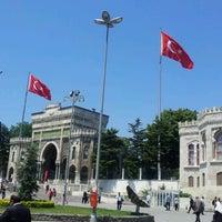 6/2/2012 tarihinde AYHAN. K.ziyaretçi tarafından Beyazıt Meydanı'de çekilen fotoğraf