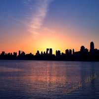 Photo taken at Weehawken Waterfront Park and Recreation Center by Kimba D. on 4/28/2012