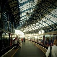 Photo taken at Brighton Railway Station (BTN) by Corstiaan S. on 9/14/2011