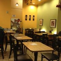 Photo taken at Bangkok Noodles by Waraporn P. on 1/23/2012