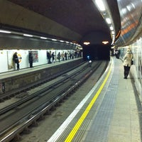 Photo taken at Wapping London Overground Station by Stuart C. on 12/15/2011