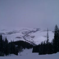Photo taken at Paradise Bowl, Mt. Crested Butte by Dennis C. on 2/22/2012