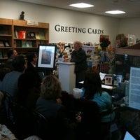 Photo taken at Flintridge Bookstore & Coffeehouse by Leslie M. on 11/7/2011