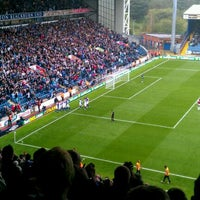 Photo taken at Ewood Park by Swemeatballs .. on 9/19/2011