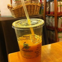 Photo taken at Caribou Coffee by Rosaura O. on 12/9/2011