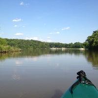 Photo taken at Lake Accotink Park by Sara G. on 6/8/2012