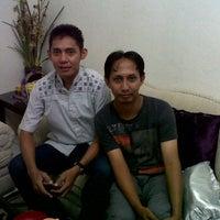 Photo taken at Bank Mandiri Bontang Ahmad Yani by Rahmadi M. on 9/4/2011