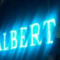 Photo taken at The Albert by Joshua C. on 1/12/2012