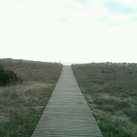 Photo taken at Prat Beach by Rafa on 11/29/2011