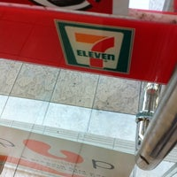 Photo taken at 7 Eleven by Peruthivi R. on 7/27/2012