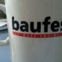 Photo taken at Baufest by Emanuel S. on 12/29/2011