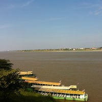 Photo taken at ท่าด่าน by Chitnon P. on 1/12/2011