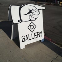 Photo taken at D Gallery by Thirsty J. on 4/22/2012