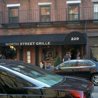 Photo taken at North Street Grille by Grethe T. on 10/23/2011