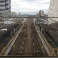 Photo taken at JR Suita Station by f_investor on 6/12/2012