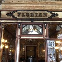 Photo taken at Caffè Florian by 🎀LaValkygbr V. on 9/2/2012