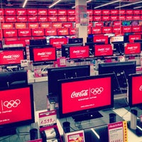 Photo taken at Media Markt by Igor I. on 8/8/2012
