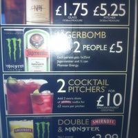 Photo taken at The Billiard Hall (Wetherspoon) by Jim L. on 9/10/2011