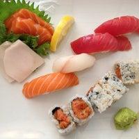 Photo taken at Mikaku Sushi by J Crowley on 8/22/2012