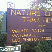 Photo taken at Placerita Canyon Nature Center by Jeff A. on 12/8/2011