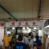 Photo taken at Pasar 16 @ Bedok (Bedok South Market & Food Centre) 栢夏坊 by Jillian L. on 1/15/2012