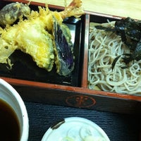 Photo taken at 生蕎麦 山中屋 by kenta.jp on 7/9/2011