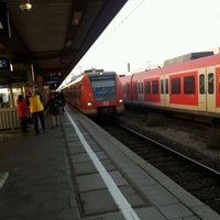 Photo taken at S1 Freising/Flughafen - Ostbahnhof by Michael H. on 11/17/2011