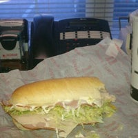 Photo taken at Jimmy John's by Ashanti on 12/29/2011