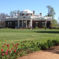 Photo taken at Monticello by Suzanne L. on 4/7/2012