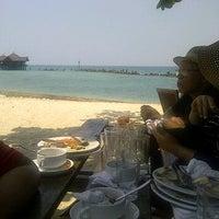 Photo taken at Pulau Ayer by akmal f. on 8/21/2012