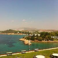 Photo taken at The Westin Athens by Aleko I. on 9/9/2011