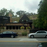 Photo taken at Frank Lloyd Wright Home and Studio by Niko K. on 9/22/2011