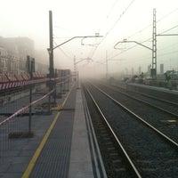 Снимок сделан в RENFE El Masnou пользователем Strisce L. 4/7/2011