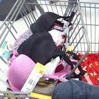 Photo taken at Walmart Supercenter by Nikita B. on 3/15/2012