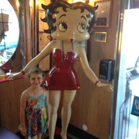 Photo taken at Mel's Diner by shawn L. on 5/27/2012