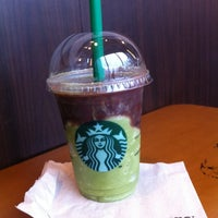 Photo taken at Starbucks by kokoa_jazz on 7/26/2012