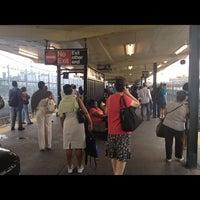 Photo taken at MTA Subway - Canarsie/Rockaway Pkwy (L) by Built F. on 7/9/2012