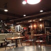 Photo taken at Edgehill Cafe by Jason P. on 1/28/2012