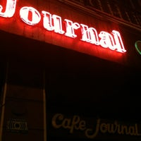 Photo taken at Café Journal by Fabro G. on 9/9/2012