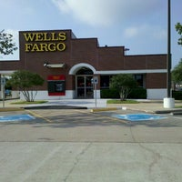 Photo taken at Wells Fargo by Randy on 8/20/2011