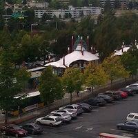 Photo taken at Northgate Transit Center by Carlo T. on 10/10/2011