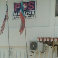 Photo taken at Pos Malaysia by Mr D on 3/17/2012