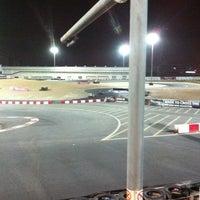 Photo taken at Kartdrome at Autodrome by Jihad K. on 5/18/2012