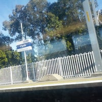 Photo taken at Clyde Station by DougJnr on 7/9/2012