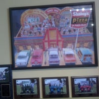 Photo taken at Shakey's Pizza Parlor by Louie M. on 8/30/2012