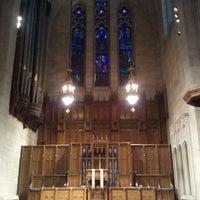 Photo taken at Fourth Presbyterian Church by Wendy on 6/19/2012