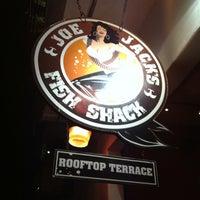 Photo taken at Joe Jack's Fish Shack by Helios V. on 2/6/2012