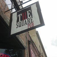 Photo taken at The Square Pub by Jimmy R. on 8/18/2012