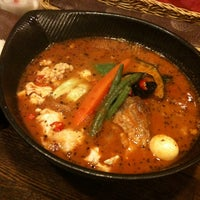 Photo taken at Soup Curry lavi エスタ(ESTA)店 by Kenta N. on 9/4/2011