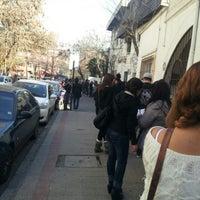 Photo taken at Junaeb by Cristobal M. on 6/26/2012